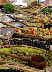 Olives at Tarascon Market, Provence: by thehedonista, Views[150]