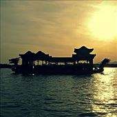 the summer palace at sunset, Beijing: by thelittlewanderer, Views[48]