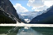 Lake Louise - look at the reflection in the water.: by theparsons, Views[282]