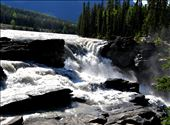 Athabasca Falls.: by theparsons, Views[84]