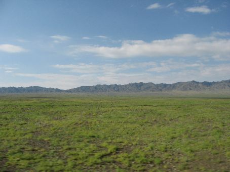 Nice View in the Gobi