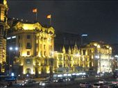 Nighttime view of old European Architecture at the Bund: by thestunnings, Views[316]