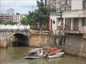 Boats on the canal in Kunming: by thestunnings, Views[318]