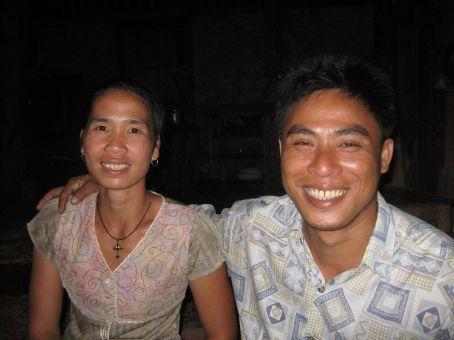 Lani and Kong Keo