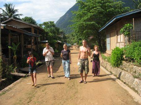 Strollin' in Muang Ngoi