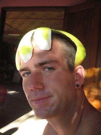 Mat hat