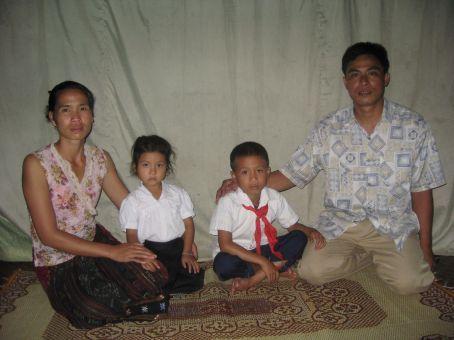 Lani, Kong Keo, and kiddos