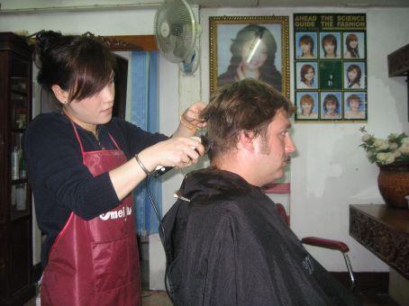 Haircut for Greg