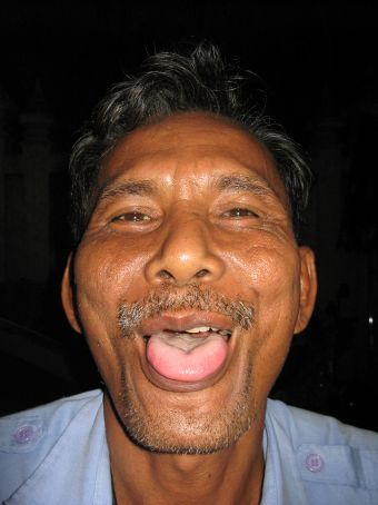 Goofy Thai Guy