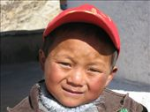 A young boy at Kumbum Monastery: by thestunnings, Views[237]