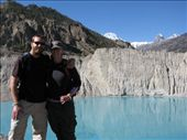 Here we area above a beautiful glacial lake: by thestunnings, Views[321]