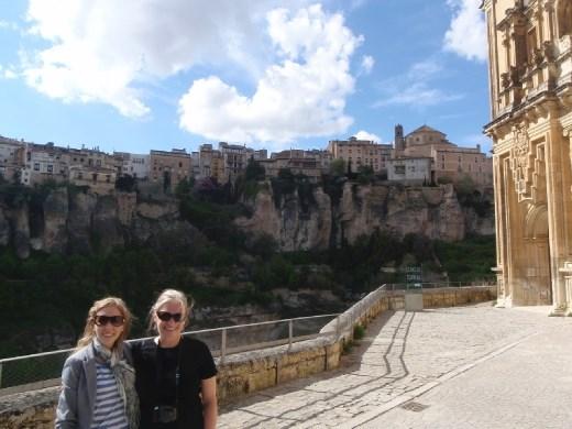Across from Cuenca