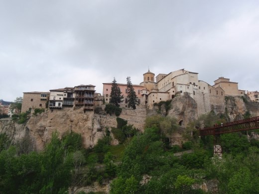 one last day at Cuenca.