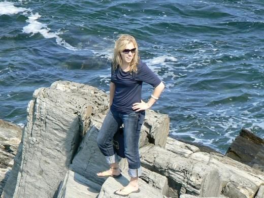 On the Atlantic Ocean
