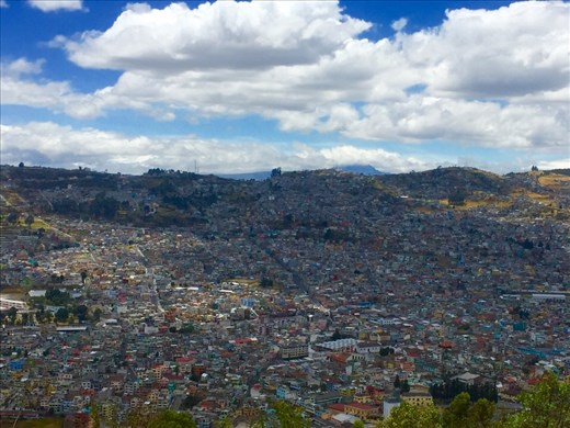 Colorful Quito