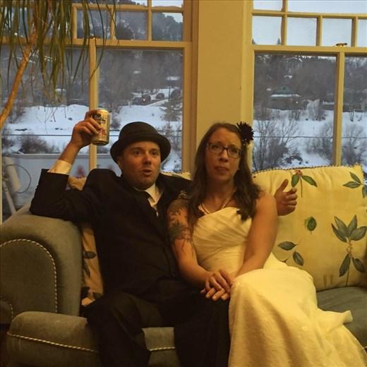 Wedding photo- January 2016