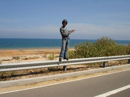 Finally made it back to the coast, now on the road to Mui Ne  for some beaches.
