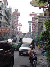 Strasse in Chinatown (Bangkok): by thomaspichl, Views[362]