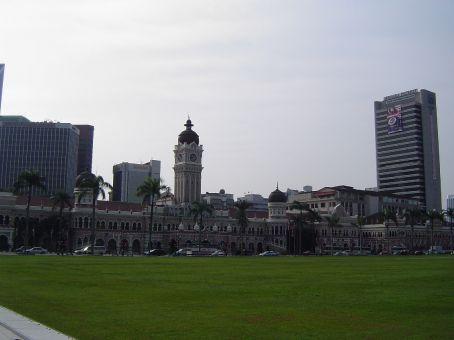 Merdeka Square, Kuala Lumpur.