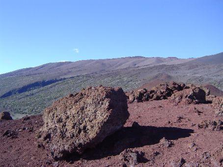 Ein weiteres Foto in der Naehe des Visitor Center am Mauna Kea.