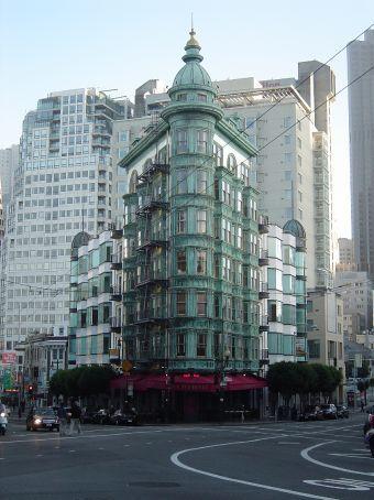 War es Paul Str oder Paul Sq oder Paul Tower? Ich weiss es nicht mehr, aber Stil hat es oder?