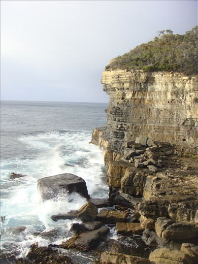 Cliffs, Tasman Peninsula
