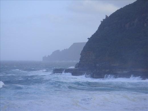 Cape Raoul in the distance, Tasman Peninsula