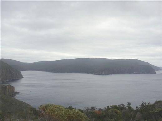 Fortesque Bay inlet, Tasman Peninsula