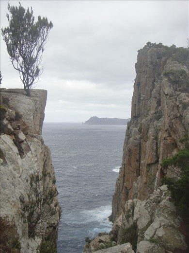 Crevice, Cape Hauy