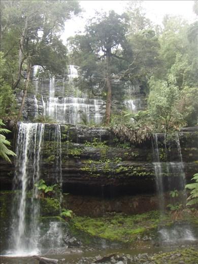 Russell falls, Mt. Field NP