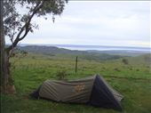 Campsite on Mt. Remarkable, SA: by thomasz, Views[40]
