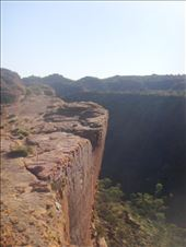 Big drop, Kings Canyon, NT: by thomasz, Views[53]