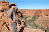 Kept staring for a while, Kings Canyon, NT: by thomasz, Views[73]