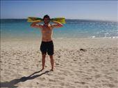 Snorkeling, Turquoise Bay, Ningaloo Marine Park, WA: by thomasz, Views[81]
