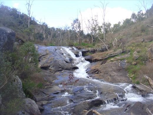 Little waterfall, Serpentine NP, WA