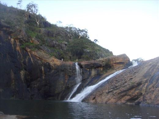 Serpentine Falls, Serpentine NP, WA