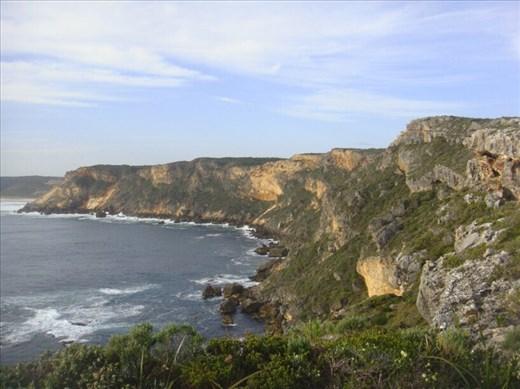 More cliffs, D'Entrecasteaux NP, WA