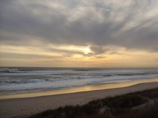 Sunset, Salmon Beach, D'Entrecasteaux NP, WA