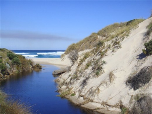 Inlet, Conspicuous Cliffs, Walpole, WA