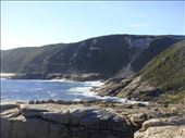 Rocky coast, Torndirrup NP, WA: by thomasz, Views[119]