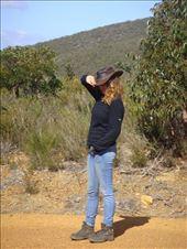 My sister got a hat, Stirling Range NP, WA: by thomasz, Views[147]