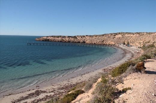 The bay, Point Sinclair, SA