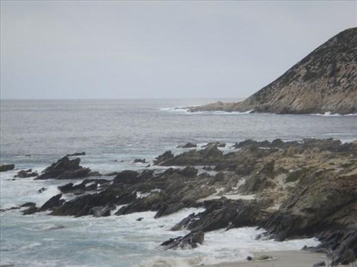 Spikey rocks, West Beach, Fitzgerald NP, WA
