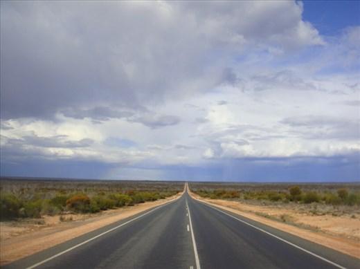 Eyre Highway, WA