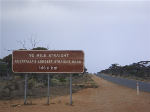 90 Mile Straight, Eyre Hwy, WA