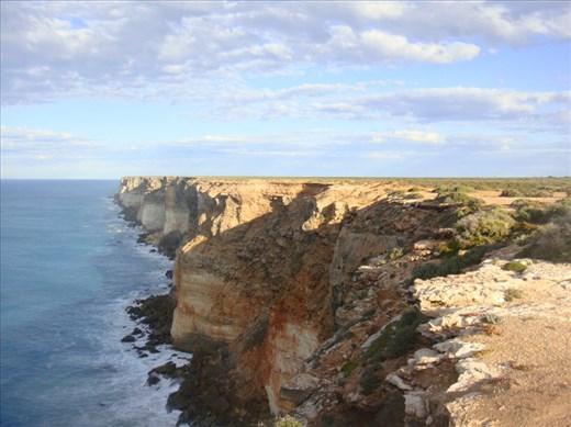Bunda Cliffs, SA