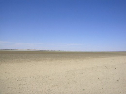 Water in the distance?, Coongie Lake, Innamincka Regional Reserve, SA