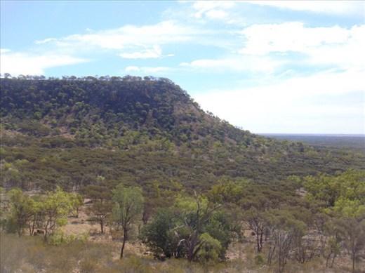 Plateau, Mount Oxley, Bourke, NSW.