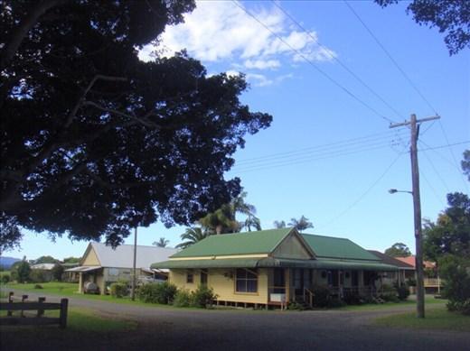 Corner house, Croki, NSW.