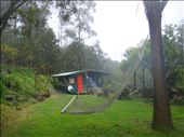 My caravan, helpx in Tapu, Coromandel Peninsula.: by thomasz, Views[106]